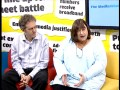 Media Week TV - Tess Alps & Guy Phillipson