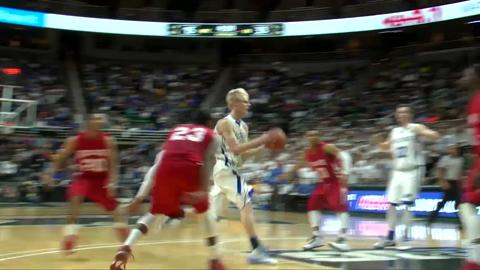Flint Beecher vs. Grand Rapids NorthPointe Christian - 2015 Class C Boys Basketball State Final