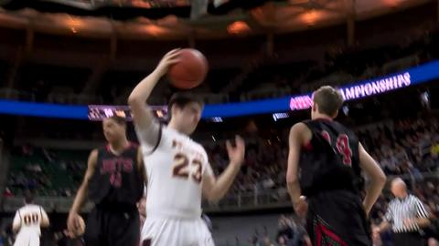 Powers North Central vs. Morenci - 2015 Class D Boys Basketball State Final