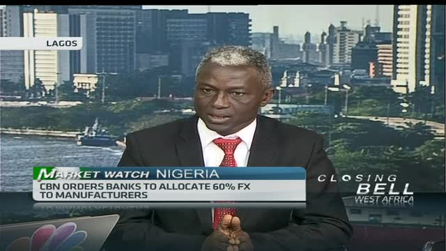 The state of Nigeria's banking sector