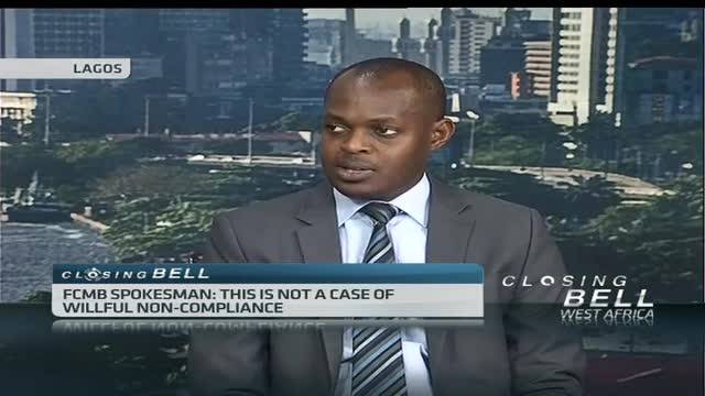 Impact of banning of banks on Nigerian currency market