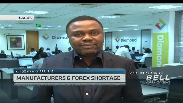 Nigeria's manufacturing sector hit hard by forex crisis