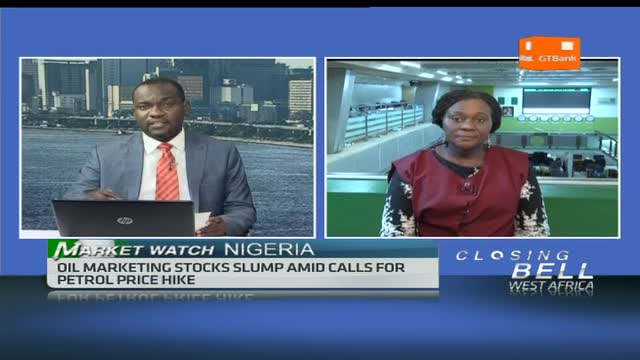 Nigeria Stock Exchange closes in red zone