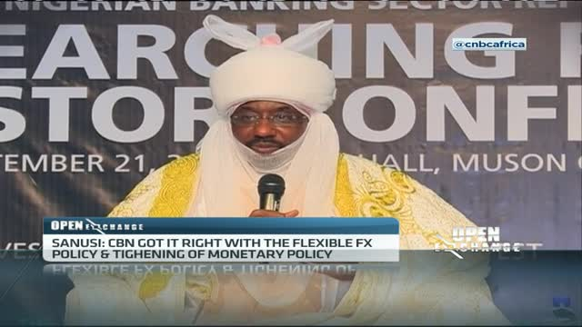 Sanusi backs MPC decision, foresees rebound of economy