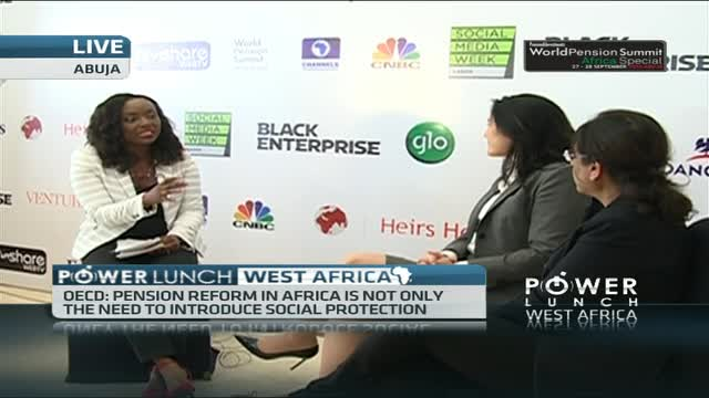 World Pension Summit Africa expectations