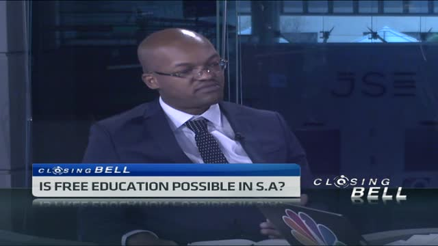 Is free education possible in S.A?