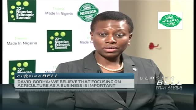 Stanbic IBTC CEO speaks on the Made in Nigeria brand