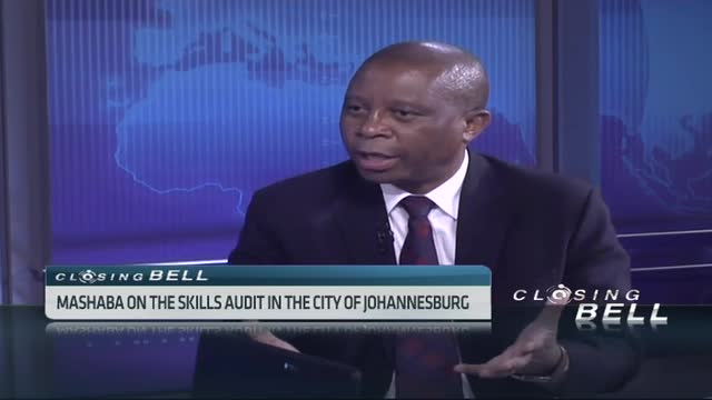 Mayor Mashaba's big plans for Johannesburg