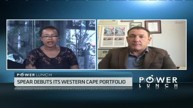 Spear CEO Mike Flax on prospects of listing on JSE