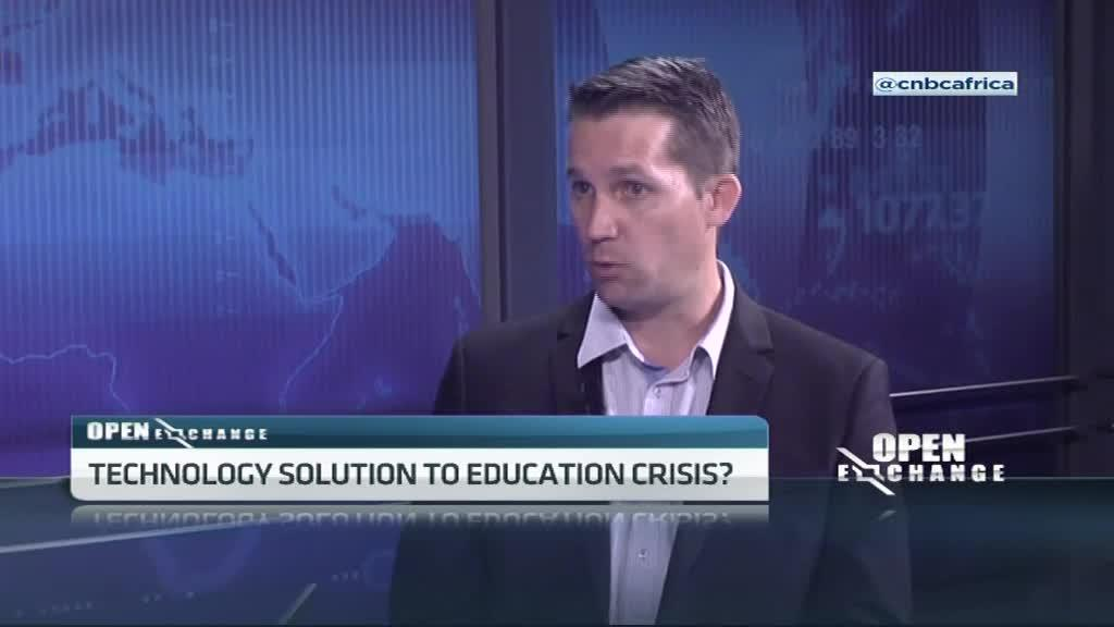 Can technology be an alternative solution to S.A's education crisis?
