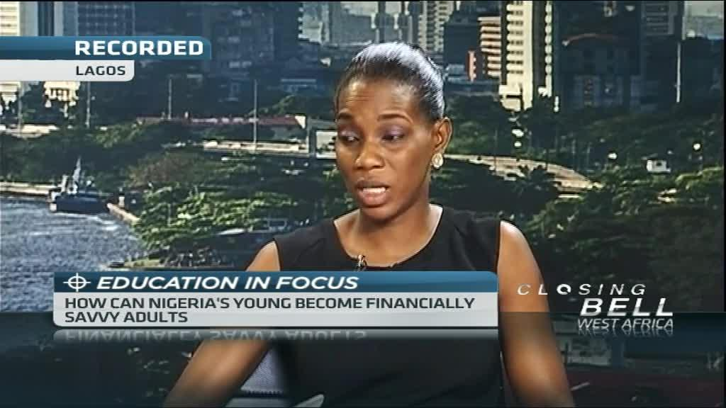 Turning Nigerian school children into financially savvy adults