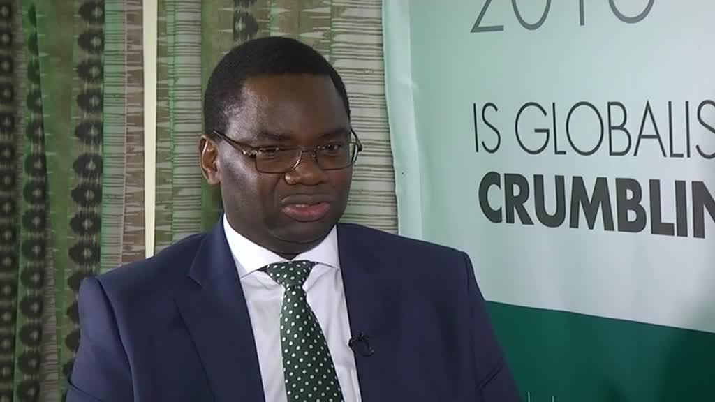 Old Mutual's Clement Chinaka on changing face of globalisation