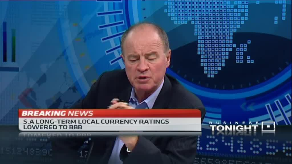 What does S&P's decision mean for SA bonds?