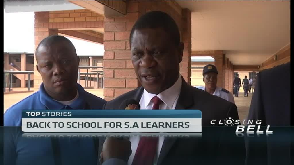 S.A's Paul Mashatile on challenges facing nation's education system