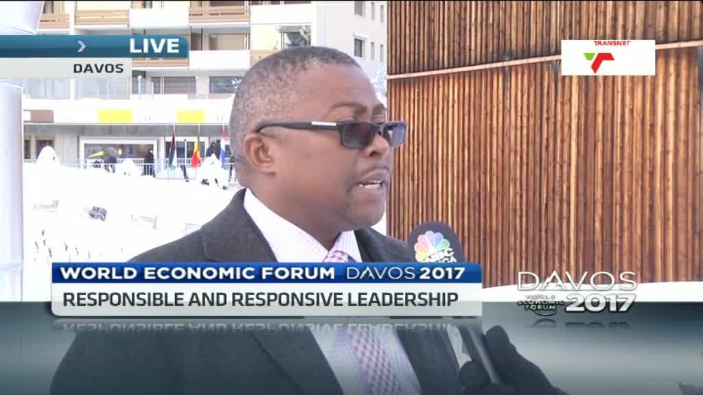 Transnet CEO on role of infrastructure in economic development