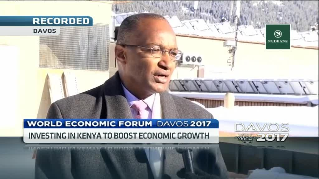 Kenya looking for investors, wants to become international financial sector centre - Governor of Central Bank of Kenya