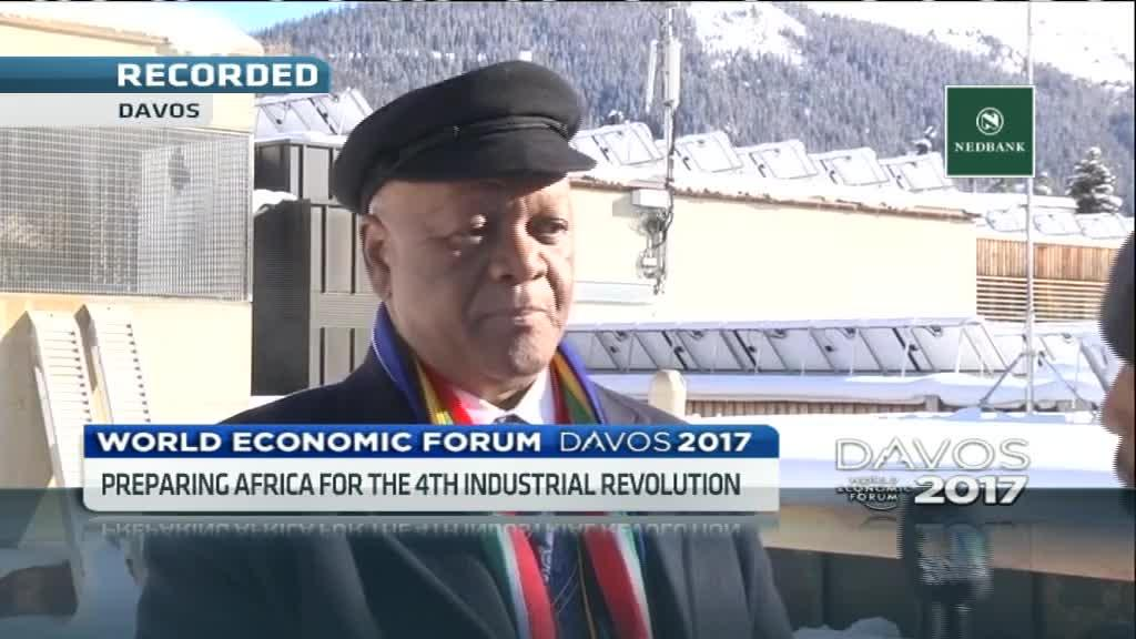 Minister Jeff Radebe on the importance of digitalising Africa