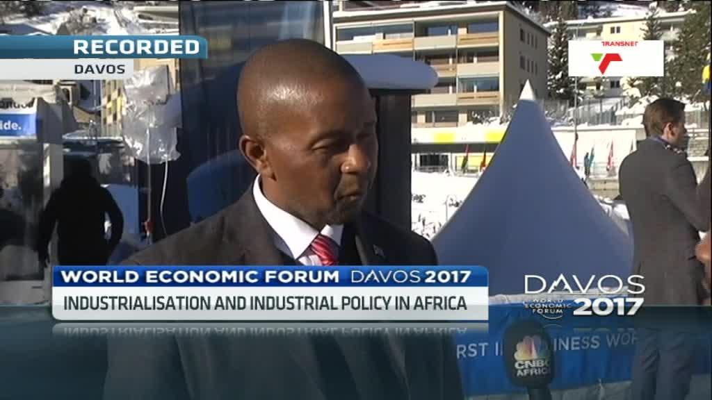 IDC's Geoffrey Qhena on rebooting S.A's manufacturing sector
