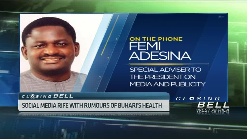Adesina speaks out on 'the true state' of President Buhari's situation