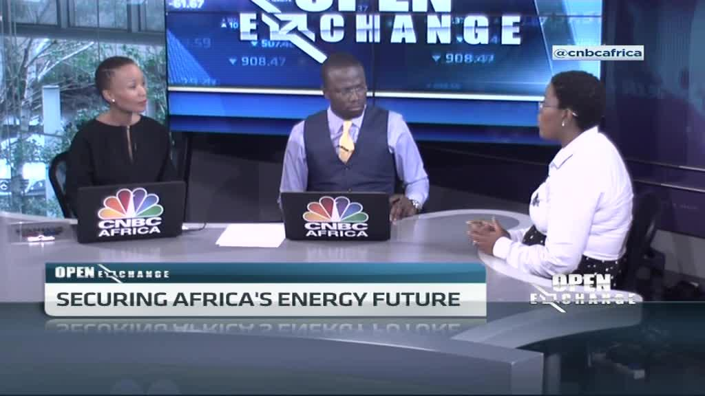 Securing Africa's energy future