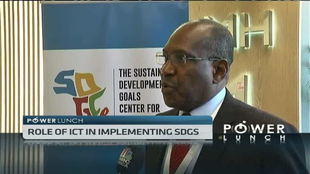 Role of ICT in implementing SDGs