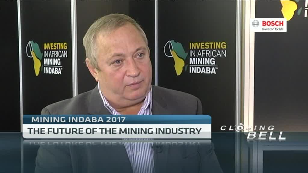 Sibanye Gold CEO Neal Froneman on the future of mining