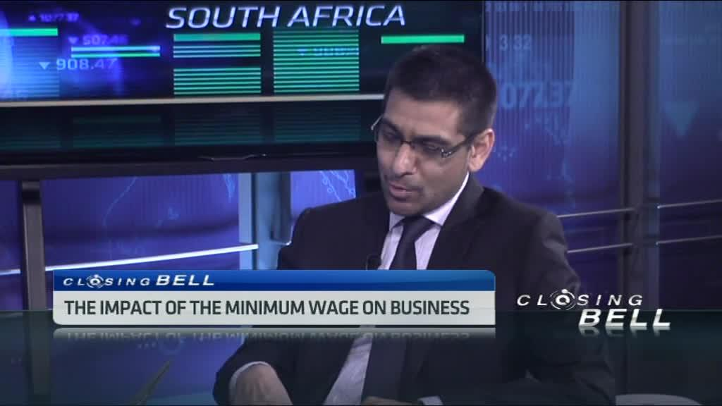 The impact of the minimum wage on business