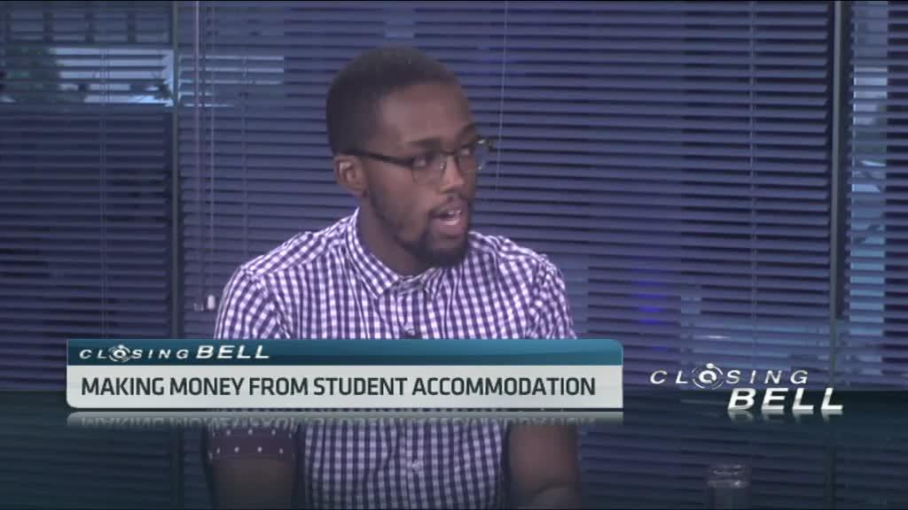 Making money from student accommodation
