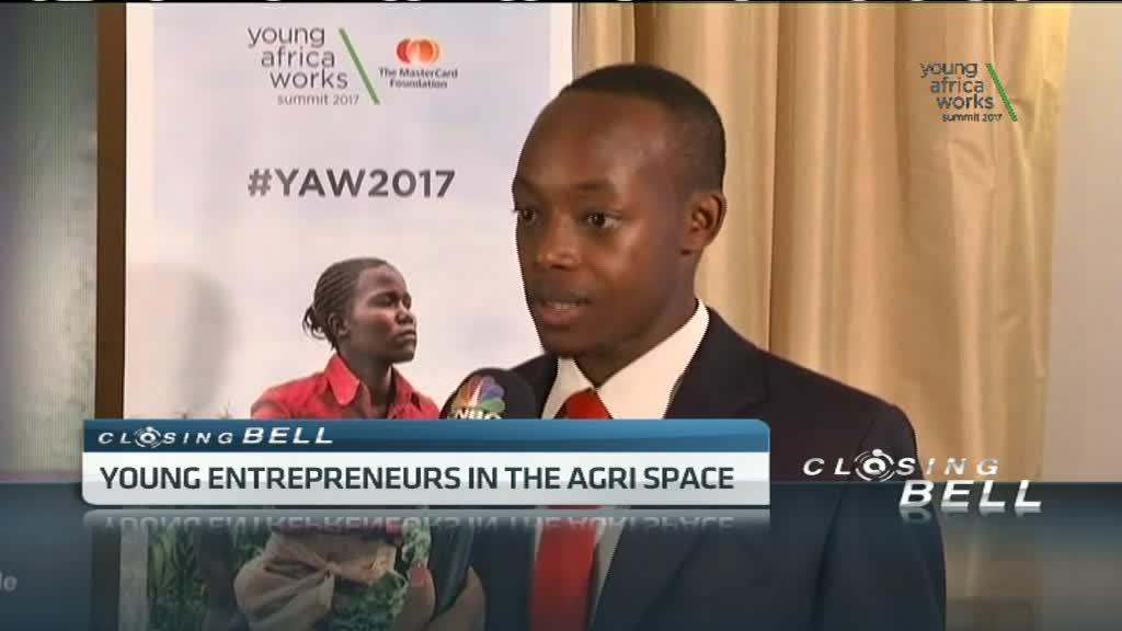 UjuziKilimo Founder Brian Bosire on agricultural entrepreneurship in Kenya