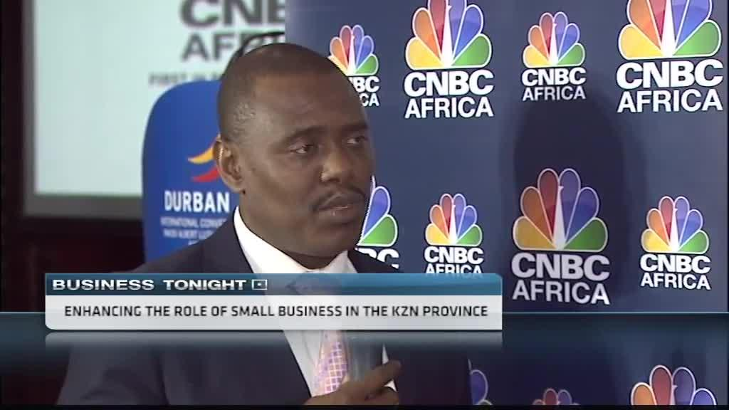 Enhancing small businesses' role in KZN