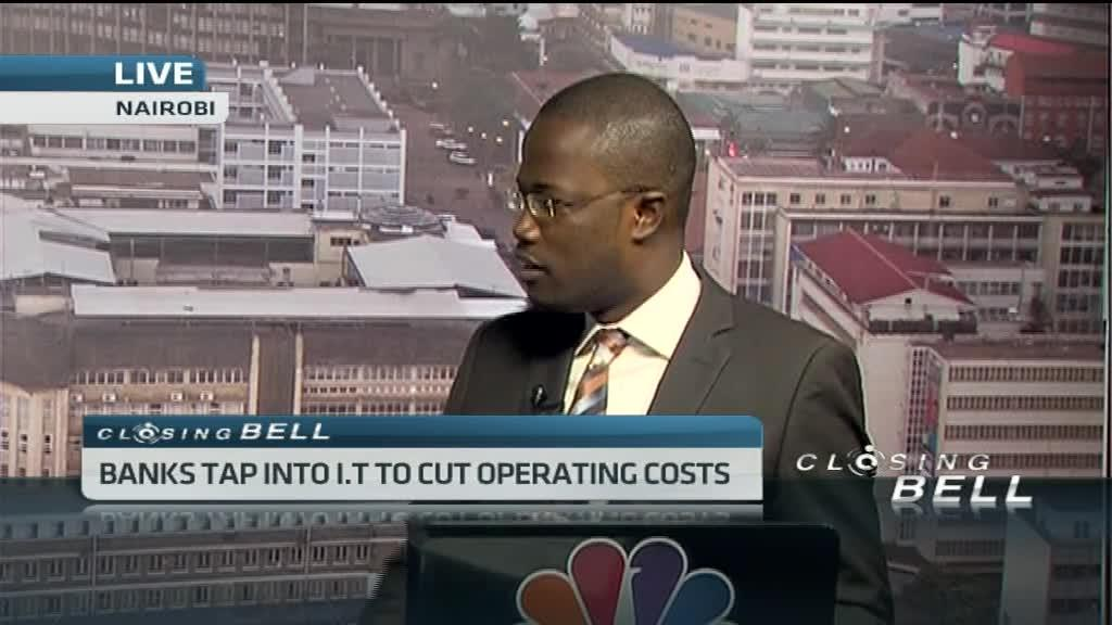 Kenyan banks tap into technology to cut operating costs