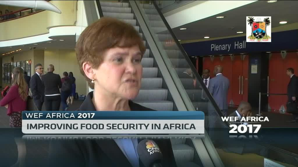 Improving food security in Africa