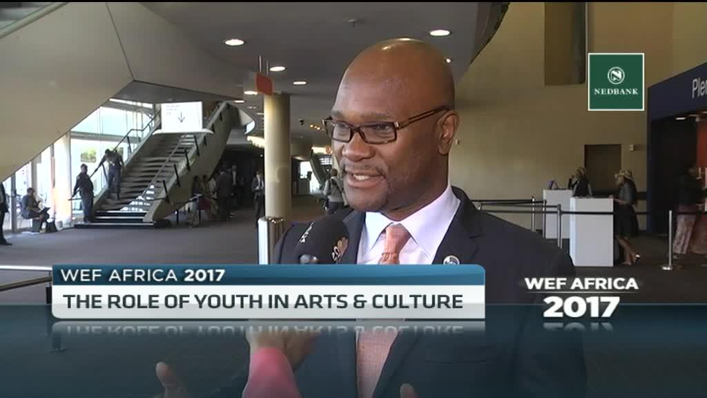 The role of youth in SA's arts and culture