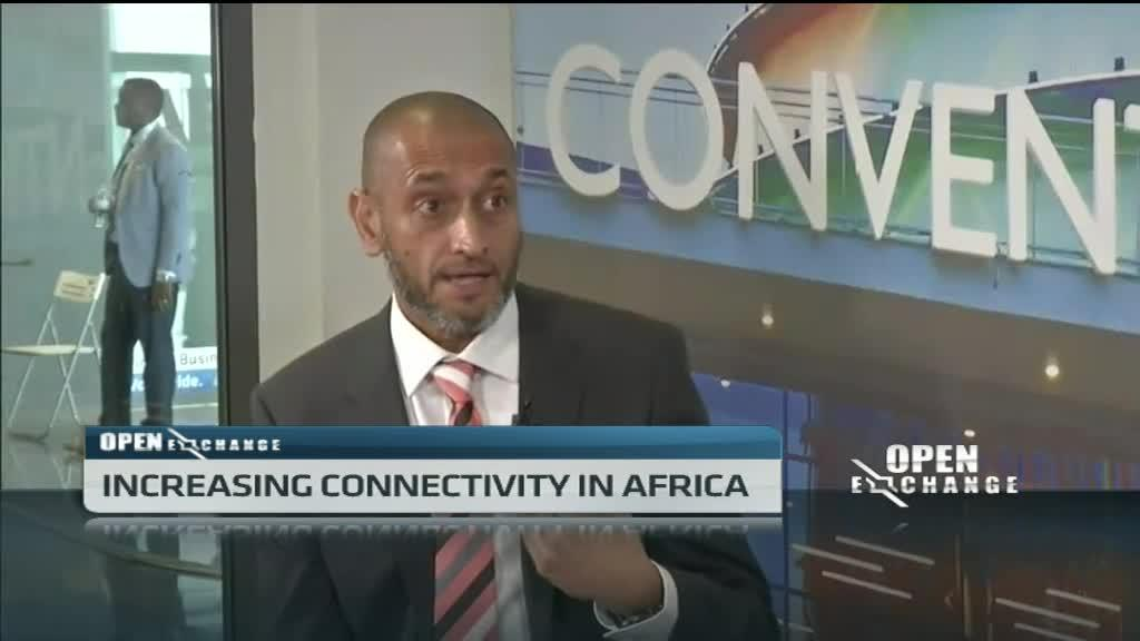 Increasing connectivity to transform Africa