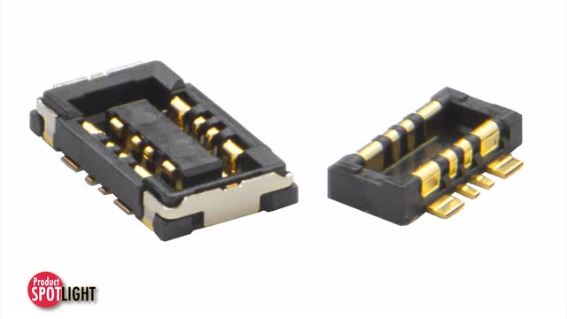 Molex-Product-Spotlight-SlimStack-Hybrid-SMT-Board-to-Board-Connectors