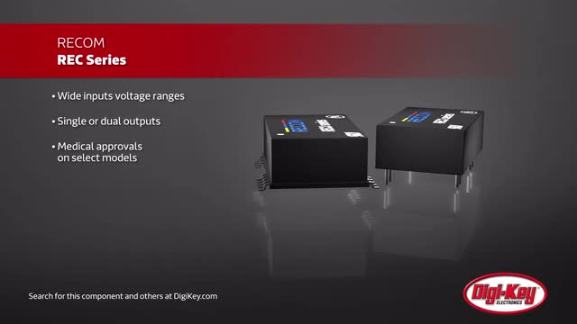 RECOM-REC-Series-DC-to-DC-Converters-Digi-Key-Daily