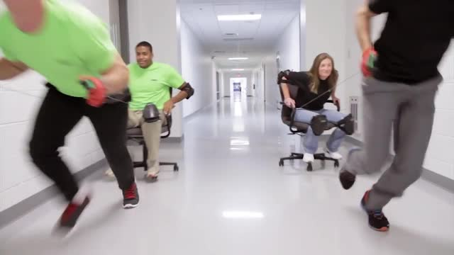 Push-In-Relay-Test-Office-Chair-Race-Phoenix-Contact