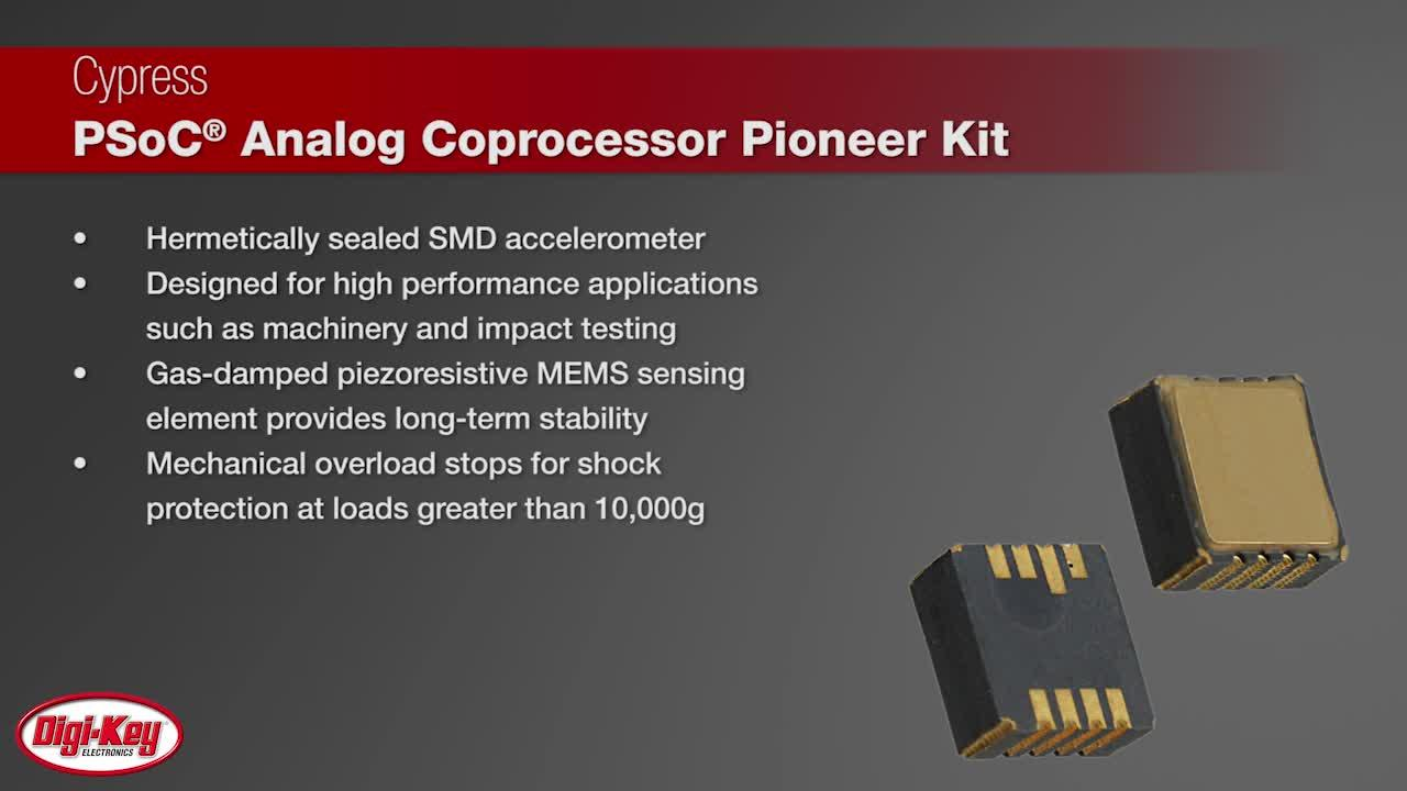 Cypress-PSoC-Analog-Coprocessor-Pioneer-Kit-with-TEs-Model-3038-Accelerometer-Digi-Key-Daily