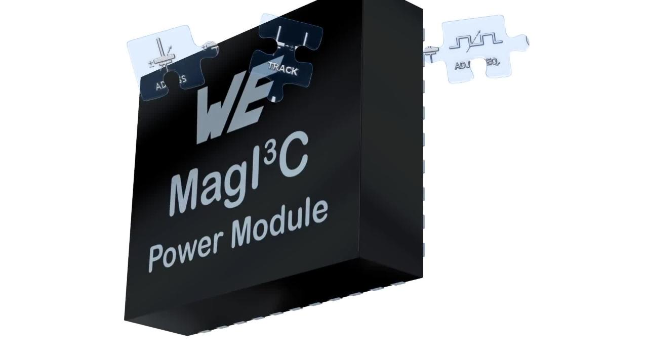 MagIC-Power-Modules-Magnetic-Integrated-Intelligent-IC