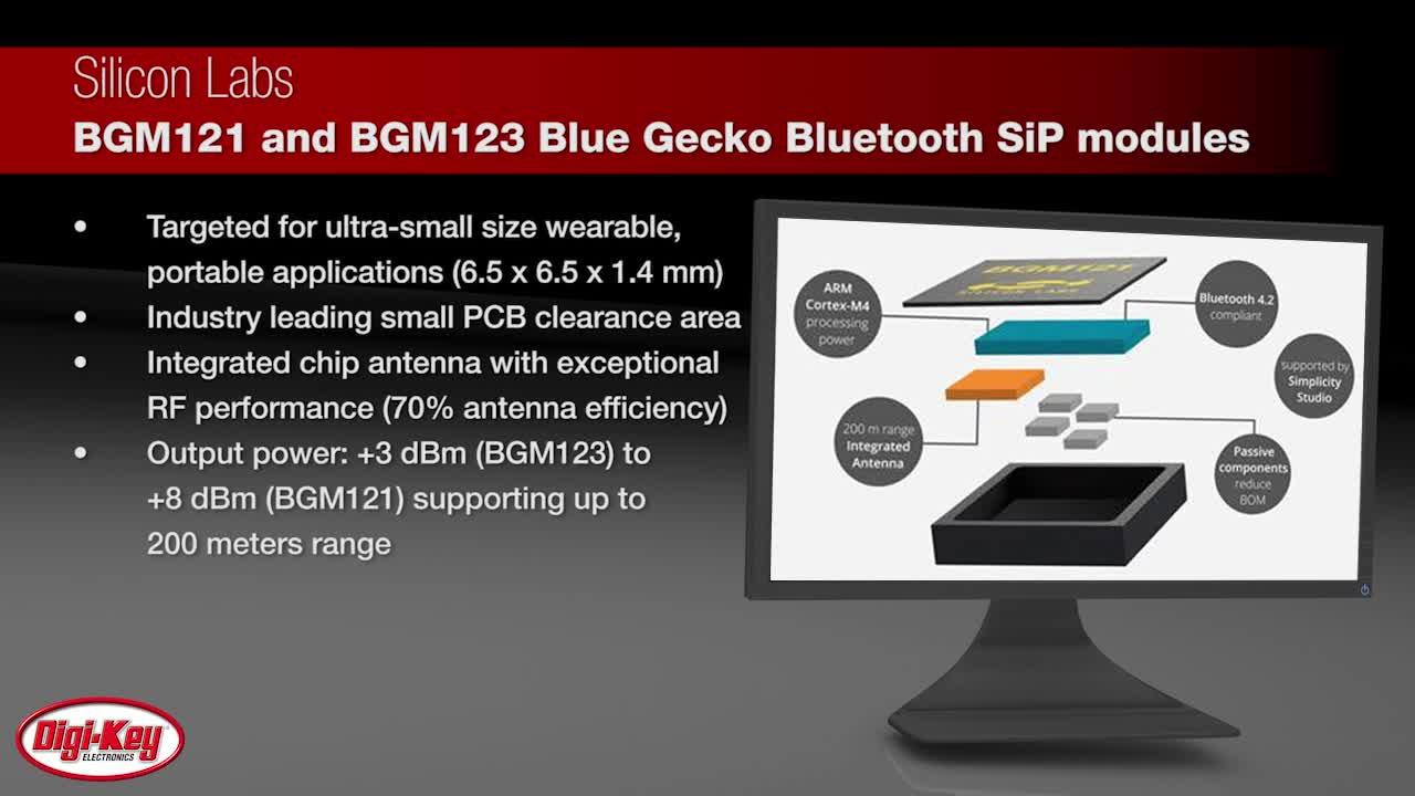 Silicon-Labs-Blue-Gecko-BGM12x-Bluetooth-Smart-SiP-Module-Digi-Key-Daily