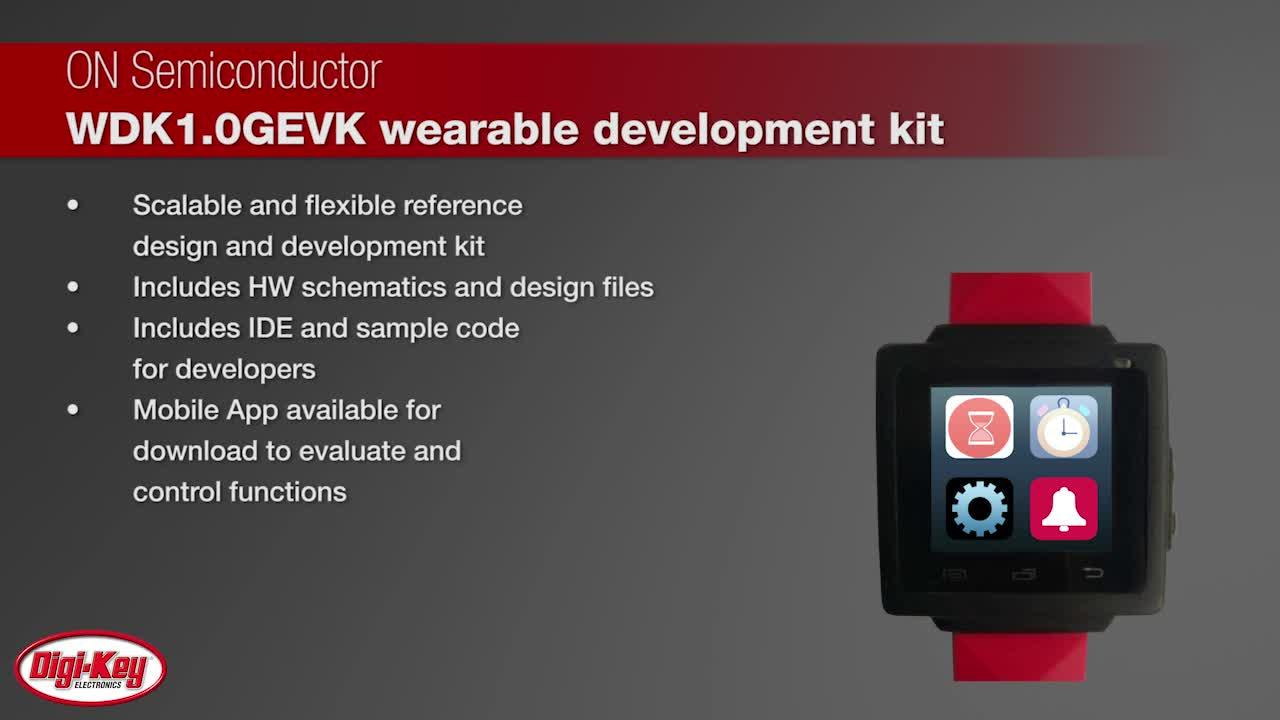ON-Semiconductor-WDK10GEVK-Wearable-Development-Kit-Digi-Key-Daily