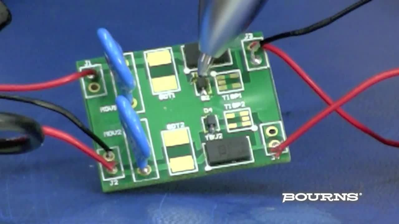 Bourns-RS-485-Evaluation-Board-2