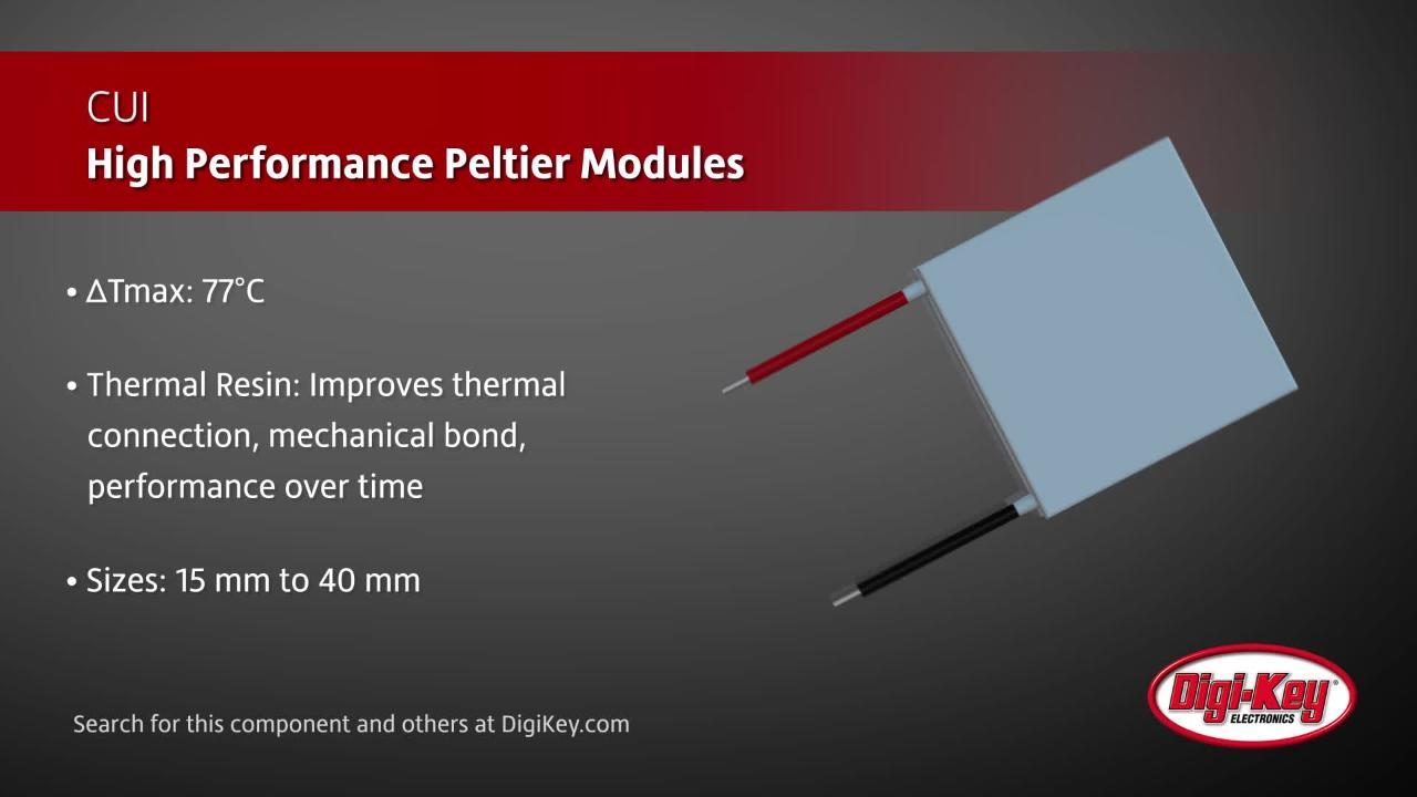 CUI-High-Performance-Peltier-Modules-Digi-Key-Daily