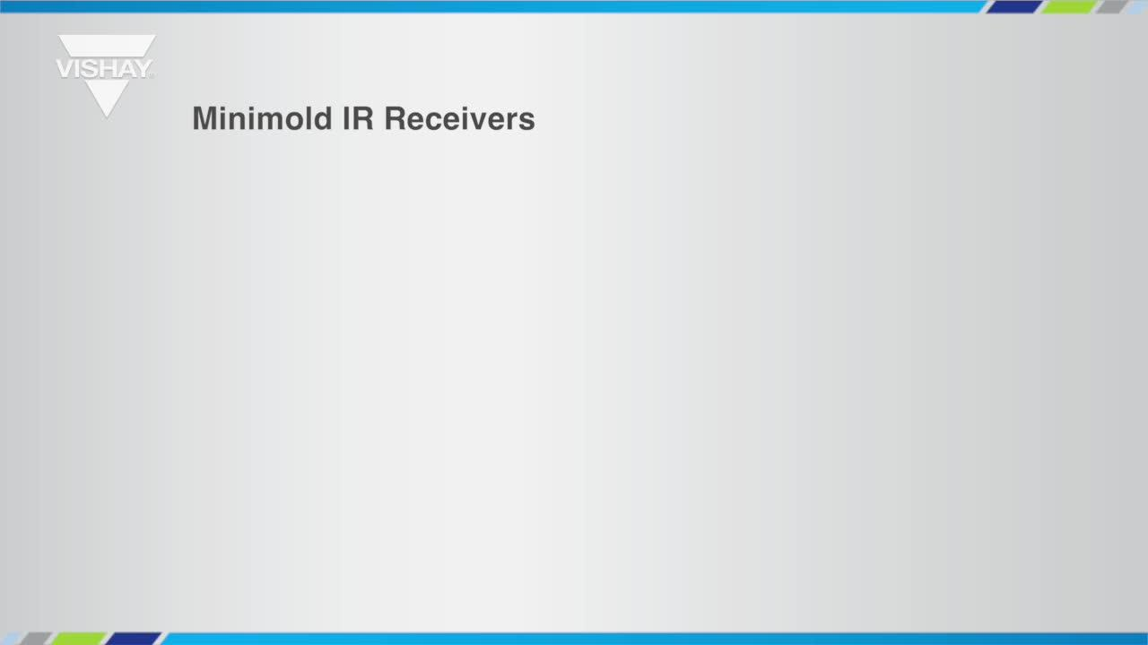 Minimold-IR-Receivers-for-Remote-Control-and-PresenceProximity-Sensing