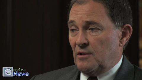 Monica Bellenger Pins Down Governor Gary Herbert on His Involvement in the 'Alton Coal Scandal'