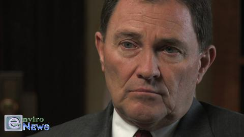Governor Gary Herbert Regarding Kennecott Utah Copper