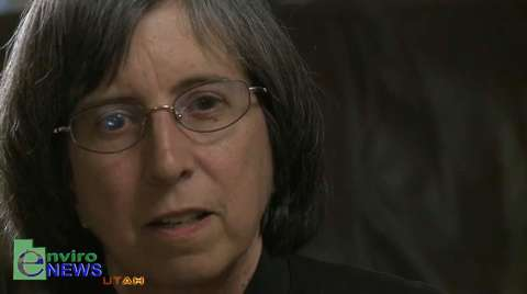 Environmental Activist Joan Gregory Explains Why She Now Puts Her Life on Line in Protest