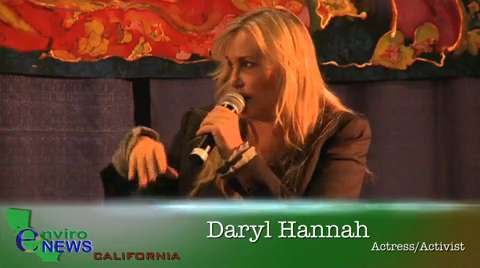 Daryl Hannah Tells Her Story of the Wolf