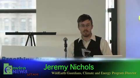 Jeremy Nichols of WildEarth Guardians Discusses the Joint Lawsuit Against Rio Tinto-Kennecott