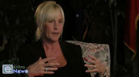 Erin Brockovich Weighs in on Fracking and Gives Praise to GasLand the Movie